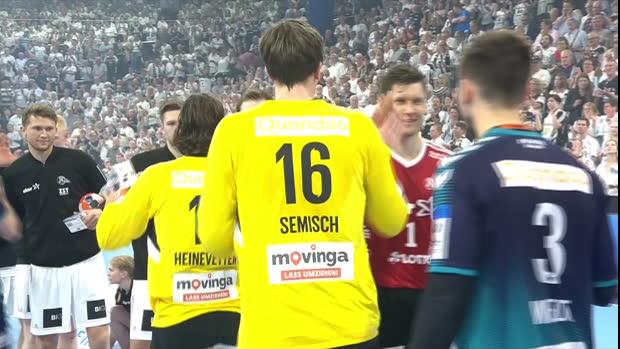 EHF Cup: Kiel - Berlin | DAZN Highlights
