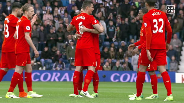 West Brom - Liverpool