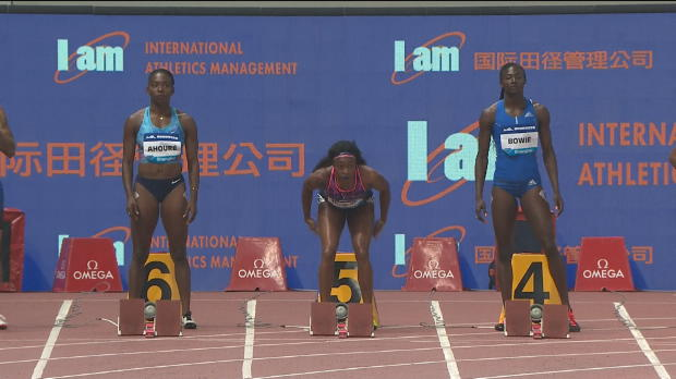 Diamond League: Thompson y Manyonga brillan en Shanghai