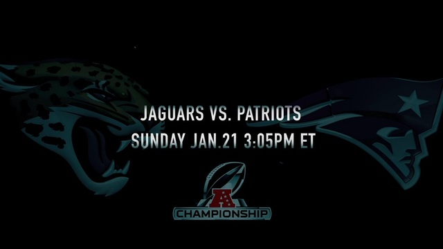 Playoff Trailer: Jaguars vs. Patriots