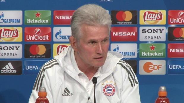 """Heynckes ein """"großer Bewunderer Zidanes"""""""