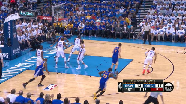 WSC: Russell Westbrook goes for 30 points in win over the Warriors