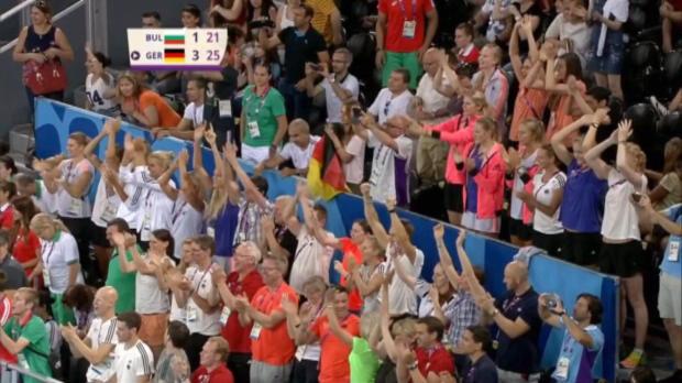 Goldener Abschluss! Volleyball-Herren obenauf