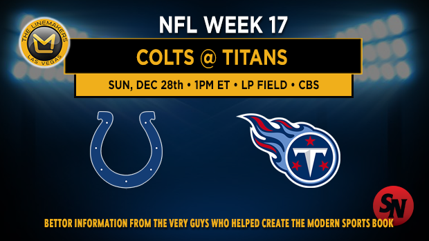 Indianapolis Colts @ Tennessee Titans