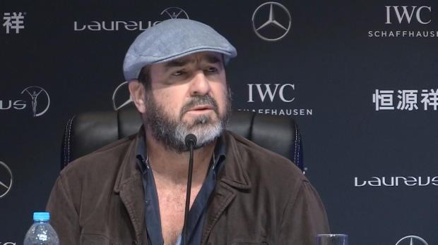 "Cantona lobt Pastore: ""Der beste der Welt"""