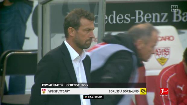 Bundesliga: VfB Stuttgart - Borussia Dortmund | DAZN Highlights