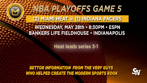Heat @ Pacers Game 5