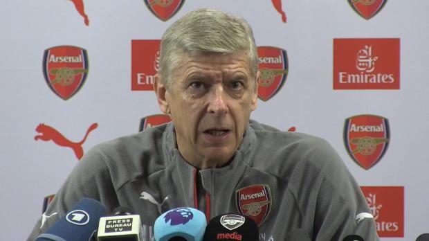 """Wenger: """"Jedes Mal das perfekte Spiel sehen"""""""