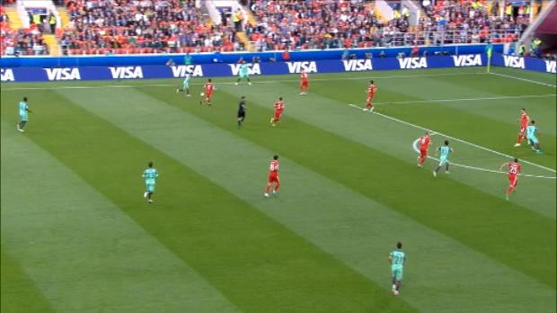 كرة قدم: كأس القارات: البرتغال 1-0 روسيا