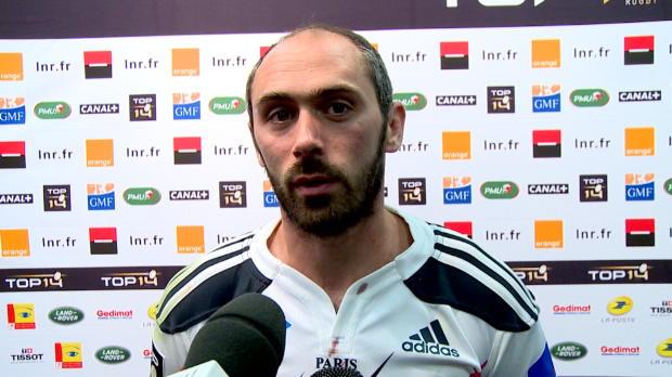 Top 14 - Finale : Dupuy : 'Personne ne nous attendait � ce niveau'