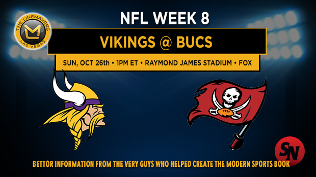 Minnesota Vikings @ Tampa Bay Buccaneers