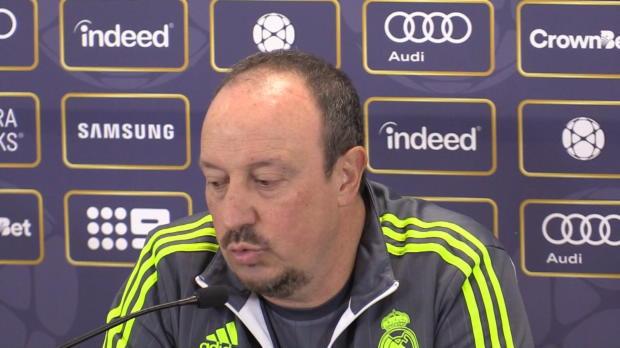 """Benitez will """"Schlüsselspieler"""" Ramos halten"""