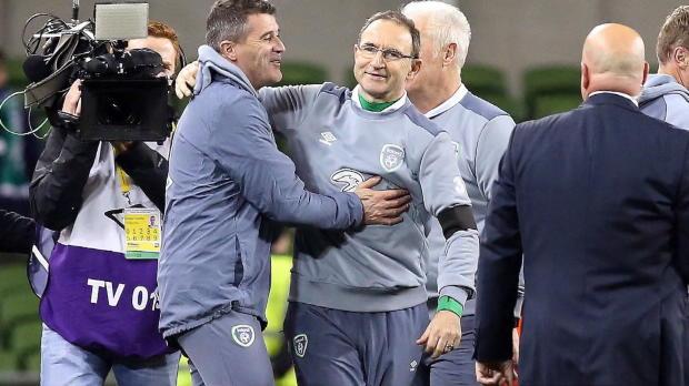 "O'Neill: ""Keane phänomenal als Co-Trainer"""