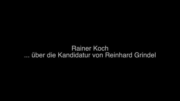DFB-Vize Koch über die Niersbach-Nachfolge