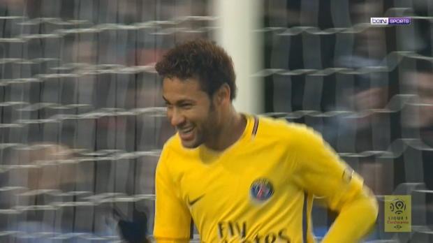 Neymar lässt Rennes-Abwehr alt aussehen