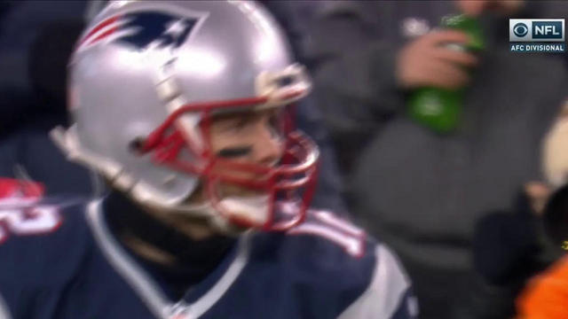 Tom Brady misses Dion Lewis