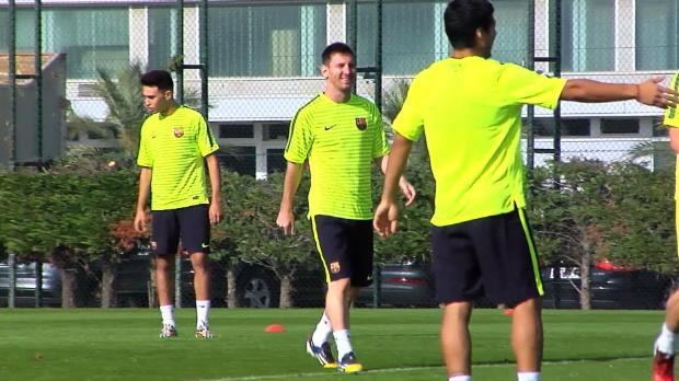 El duelo Cristiano-Messi, protagonista en El Cl�sico