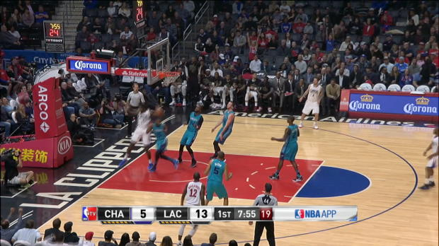 GAME RECAP: Clippers 124, Hornets 121