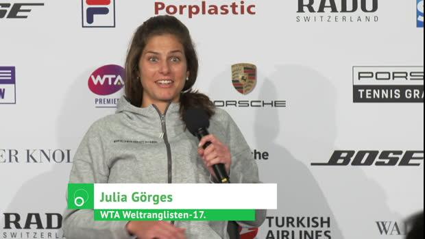 Stuttgart: Görges: Kein Gefühl in drei Fingern