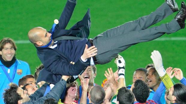 Peps Rückkehr! Barca freut sich auf Guardiola