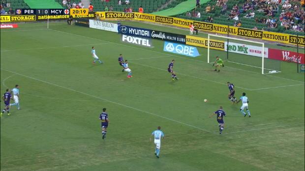 Australia: Perth Glory 5-4 Melbourne City