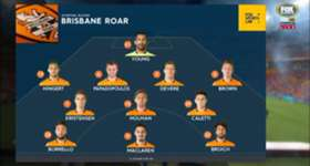 Jamie Maclaren netted the only goal of the game as Brisbane Roar downed Melbourne Victory 1-0 on Saturday night.