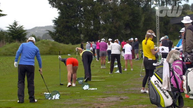 Inside The Game: LPGA in New Zealand