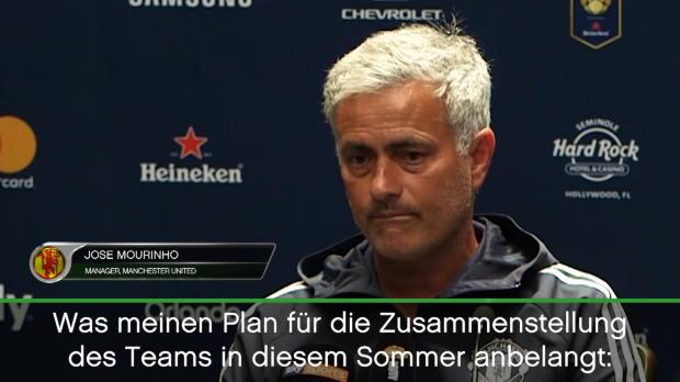 Weitere Transfers? Mourinhos Wunschzettel