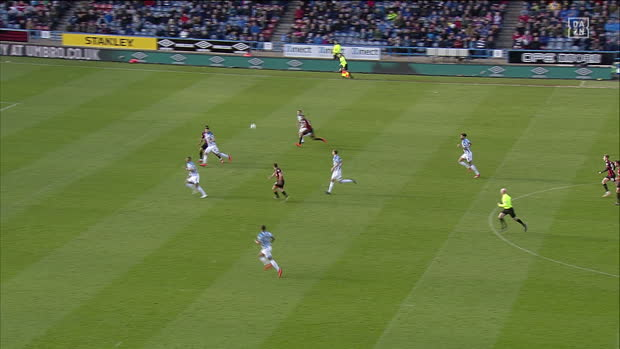 Premier League: Huddersfield - Bournemouth   DAZN Highlights