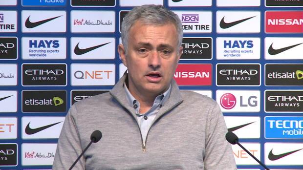 """Mourinho spottet: """"Aguero immer noch hübsch"""""""