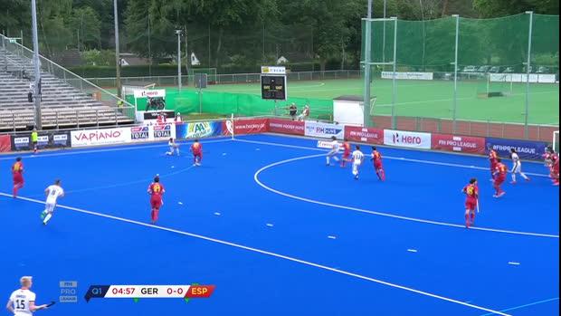 FIH Pro League: Deutschland - Spanien (Men) | DAZN Highlights