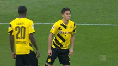 Bundes : Mayence 2-0 Borussia Dortmund
