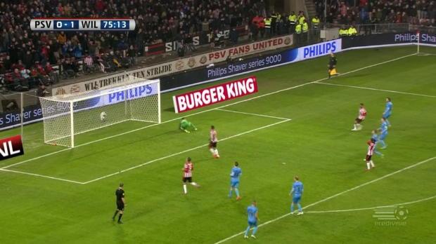 Les hommes de Phillip Cocu ont creusé l'écart en tête d'Eredivisie samedi après leur victoire (2-1) contre Willem. Le PSV est leader avec provisoirement 9 points d'avance sur l'Ajax qui affrontera le Vitesse Arnhem dimanche soir.