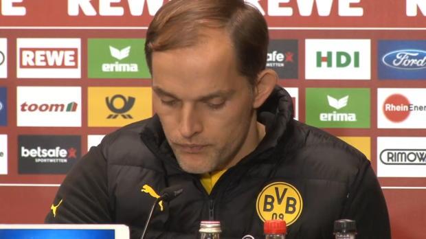 """Tuchel: """"Was wir bräuchten, wäre Training..."""""""