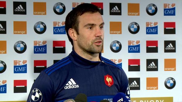 VI Nations - XV de France : Parra : ''J'ai toujours cru et voulu revenir''