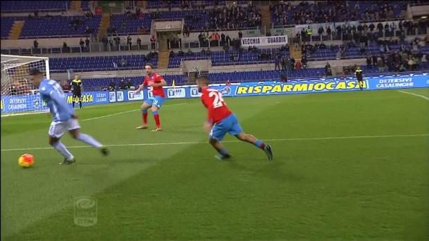 Serie A Round 23: Lazio 0-2 Napoli