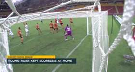 Brisbane Roar have been held to a goalless stalemate in their AFC Champions League opener against Muangthong United.