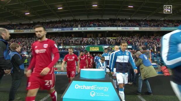 Huddersfield - Bristol