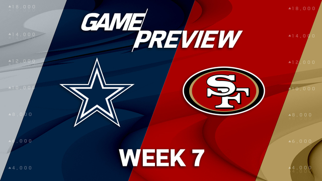Dallas Cowboys vs. San Francisco 49ers preview | 'NFL Playbook'