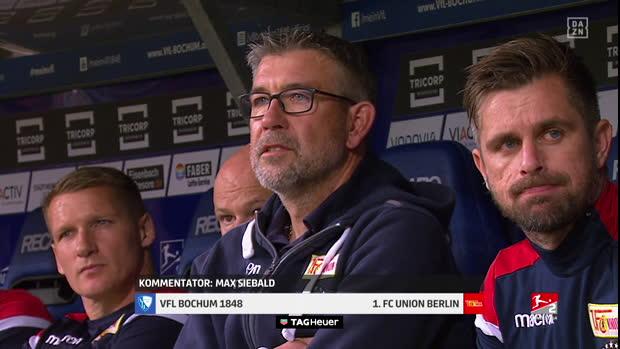 2. Bundesliga: VfL Bochum 1848 - 1. FC Union Berlin   DAZN Highlights