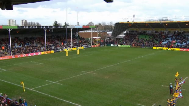 Aviva Premiership - Quins v Sarries