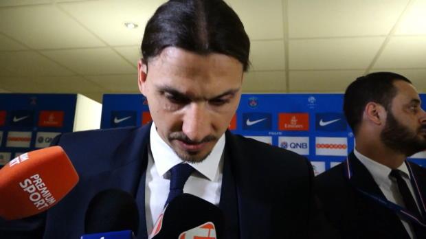 """Ibrahimovic: """"Es waren vier magische Jahre"""""""