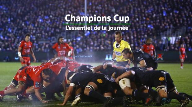 Rugby : 4e j. - L'essentiel de la journée