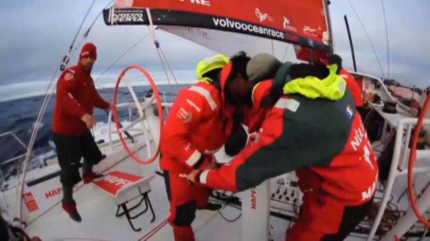 Volvo Ocean Race: Spannung pur zur Halbzeit