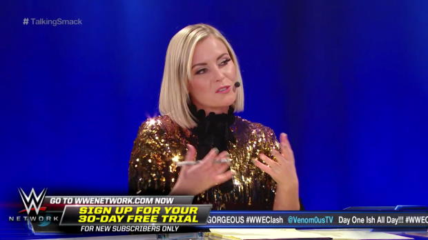 Charlotte on what's next in her career: WWE Talking Smack, Dec. 17, 2017
