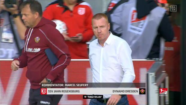 2. Bundesliga: SSV Jahn Regensburg - Dynamo Dresden | DAZN Highlights