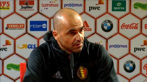 كرة قدم: دولي: دو بروين خارج القائمة أمام اليونان- مارتينيز