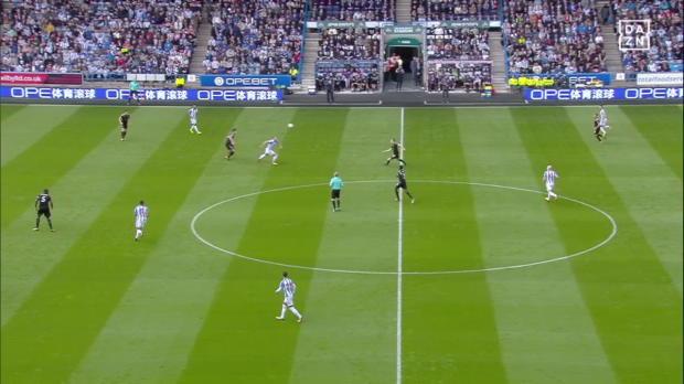 Huddersfield - Leicester