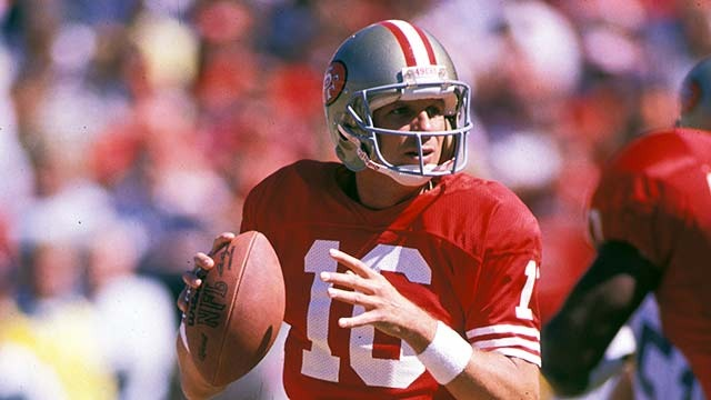 Top 10 Dynasties: The 80's San Francisco 49ers