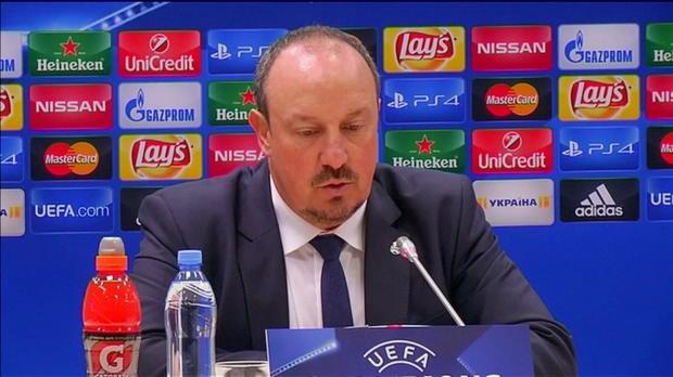 """Benitez: """"Hohe Anzahl der Tore nur logisch"""""""